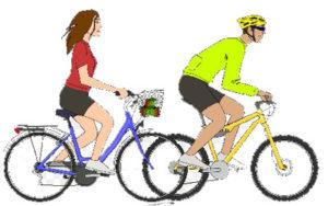 Diese Radtouren Holland führt entlang verschiedene Wasserwege