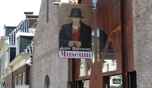 Jopie Huisman laat de gewone dingen meesterlijk op het doek zien