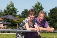 Uw Gastvrouw en Gastheer bij Luxe vakantie Friesland