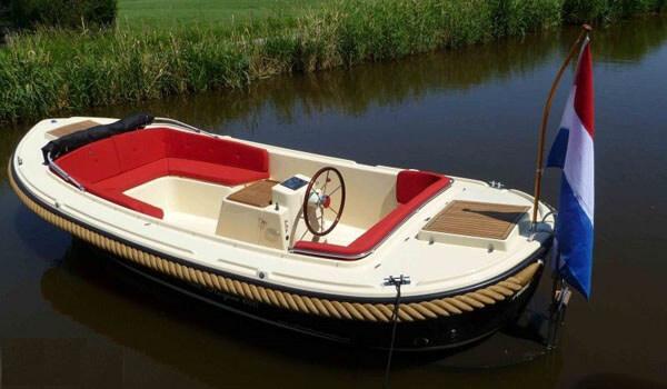 Een boot huren in Friesland.