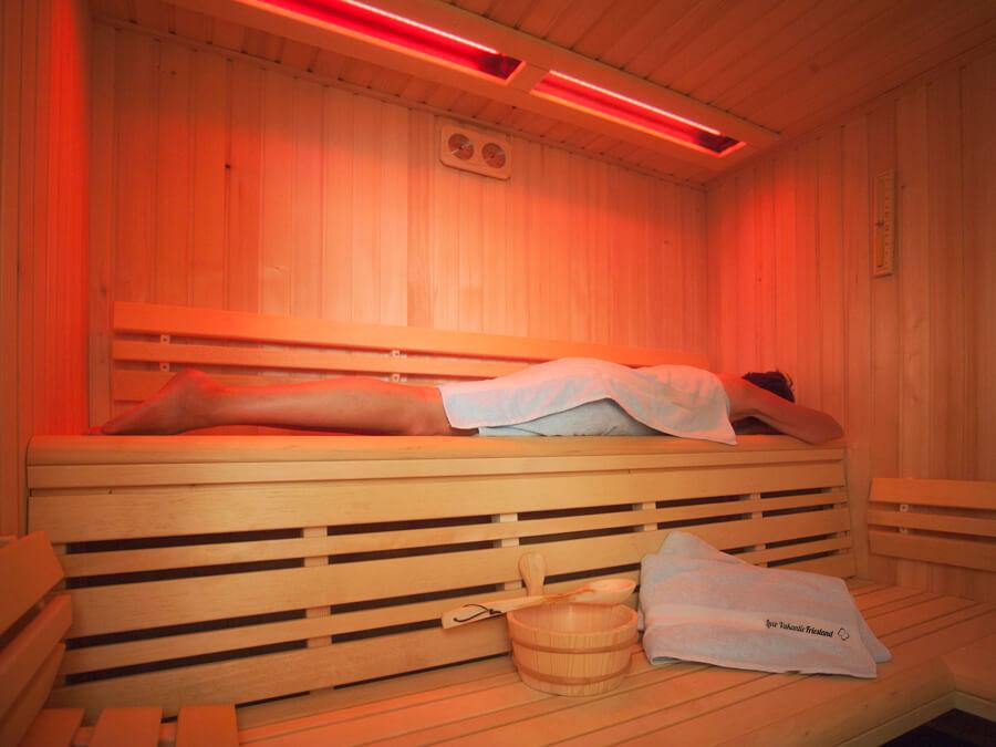 Infra-rood of Finse sauna, aan u de keus