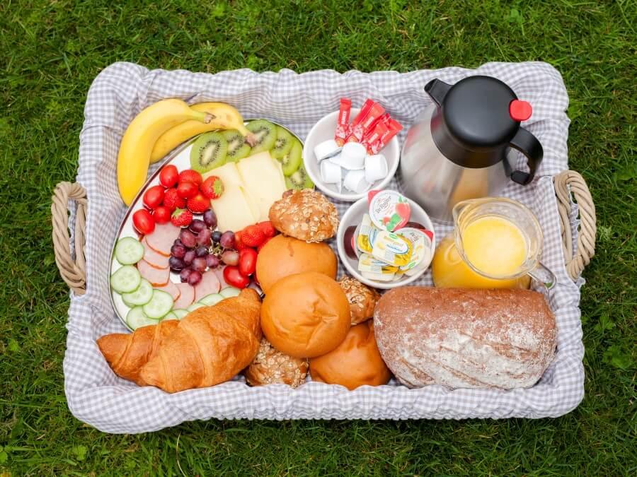 Fries ontbijt wanneer u maar wenst