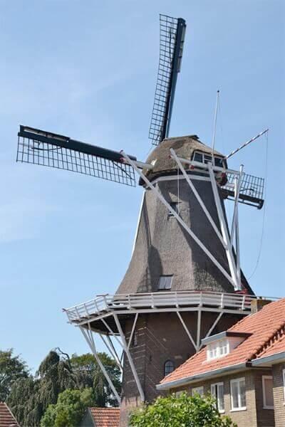Die Mühle welgelegen Heerenveen