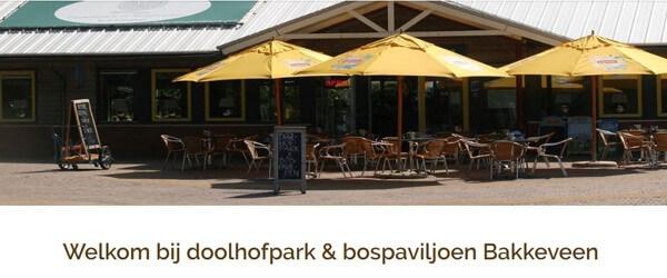 Doolhofpark Bakkeveen met verschillende doolhoven