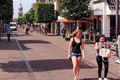 Einkaufen in Friesland Holland