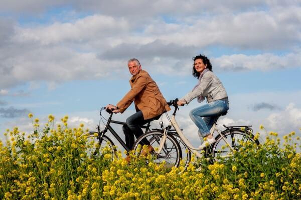 7 prachtige fietsroutes Friesland voor u samengesteld