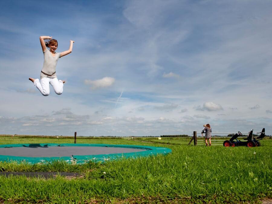 Trampoline springen is voor iedereen