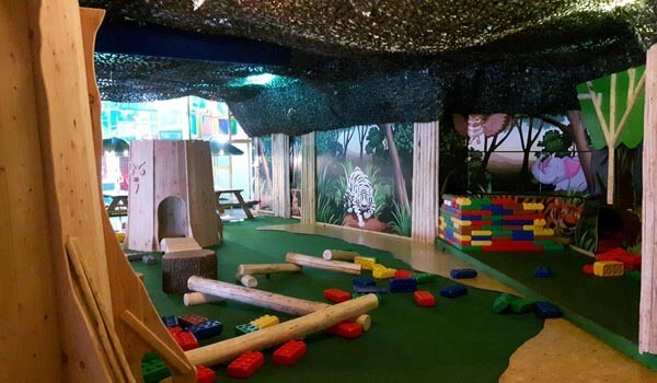 Indoor speeltuin Friesland