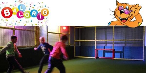 Indoor speeltuin Heerenveen vlak bij Luxe vakantie Friesland