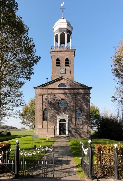 Het gebouw heeft 150 jaar dienst gedaan als kerk
