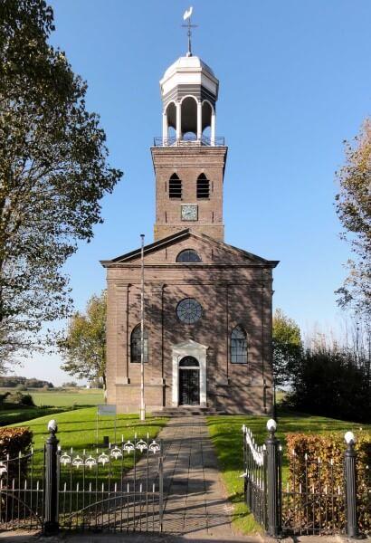 Kleine Kirche von Oosterzee