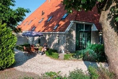 Vakantiehuis Friesland: Blaugers
