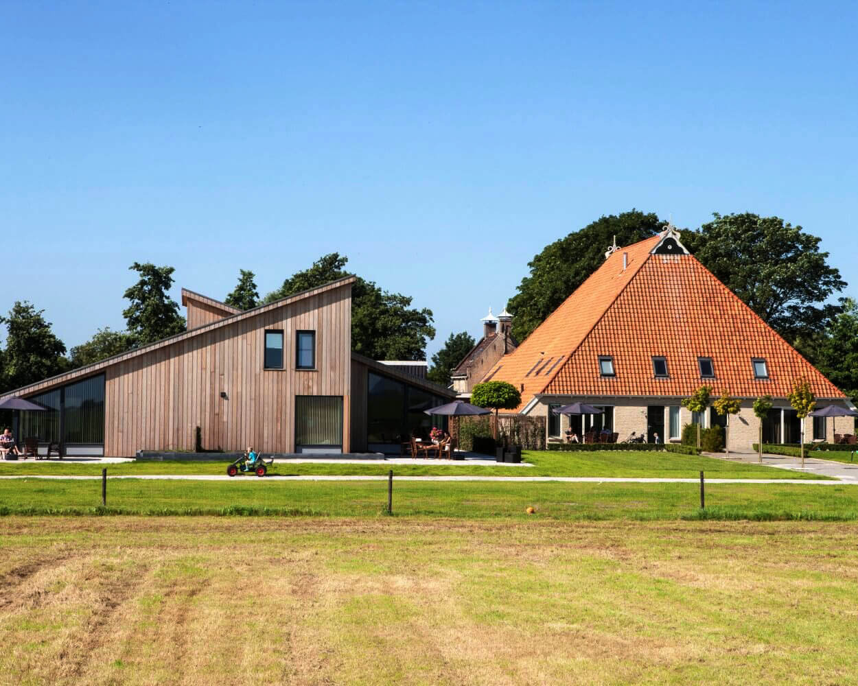 Luxus Ferienhaus Friesland - overview
