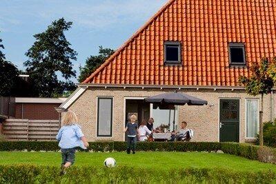 Vakantiehuis Friesland: Reidkraach