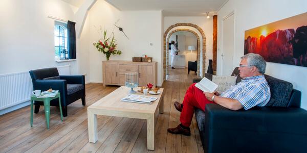 Luxe vakantiehuizen Nederland vindt u in Friesland