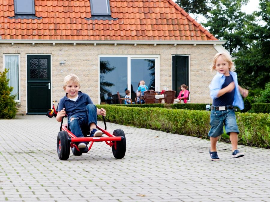 Skelters rijden voor jong en oud