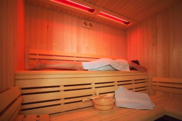 Prive sauna met overnachting in Nederland