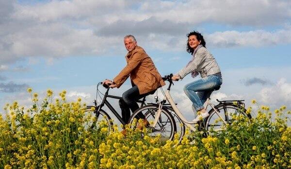 Radtouren Holland