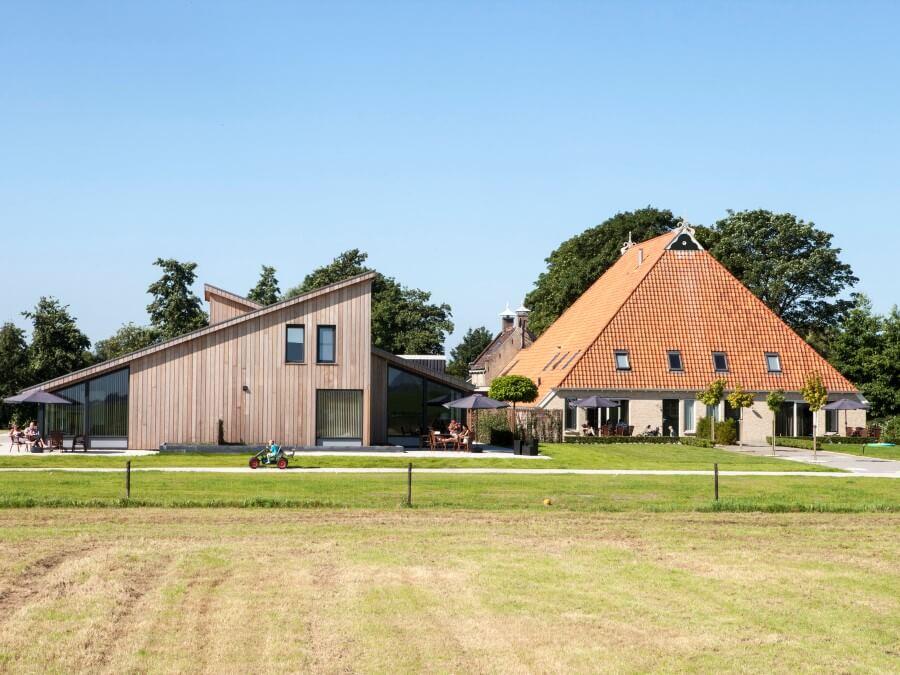 Vakantiehuizen van Luxe vakantie Friesland