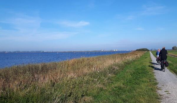 Fietsroute – Sneekermeer