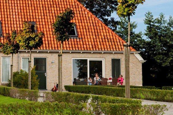 luxe vakantie in Friesland