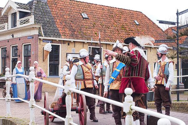 Sloten Friesland, één van de 11 steden