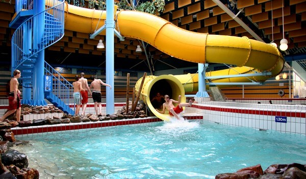 Swimfun Joure - das Schwimmbad in Holland