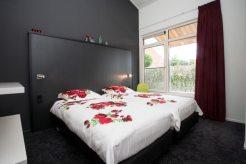 Vakantiehuis inrichting slaapkamer