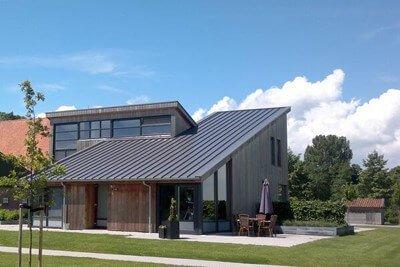 Vakantiehuis Friesland: De Finne