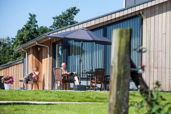 Met vakantie een huisje huren in Friesland