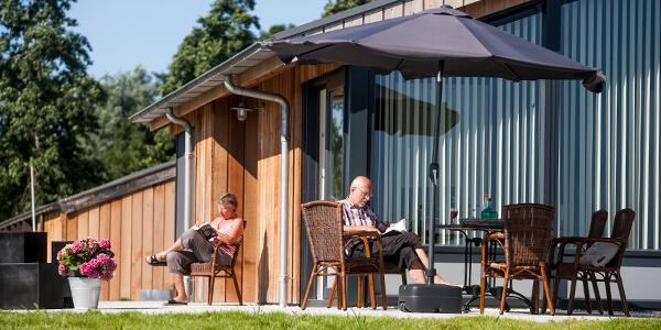 Vakantiehuizen Friesland voor rust ruimte en natuur