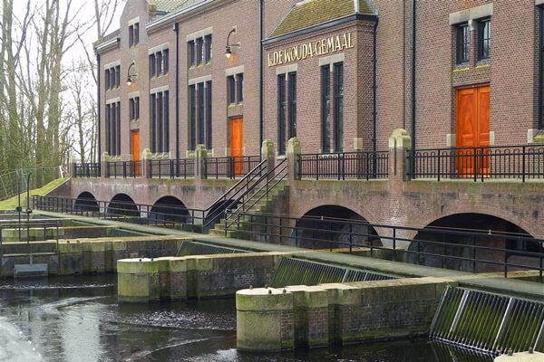 Woudaggemaal Lemmer, op de wereld erfgoedlijst