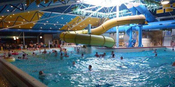 Zwembad Joure met waterglijbaan
